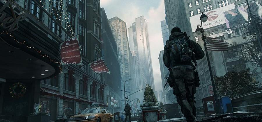 Crafting in The Division is about to get a lot harder