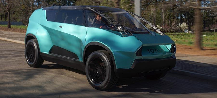 Toyota uBox SUV concept targets gen-Z with 'bold' customizable design