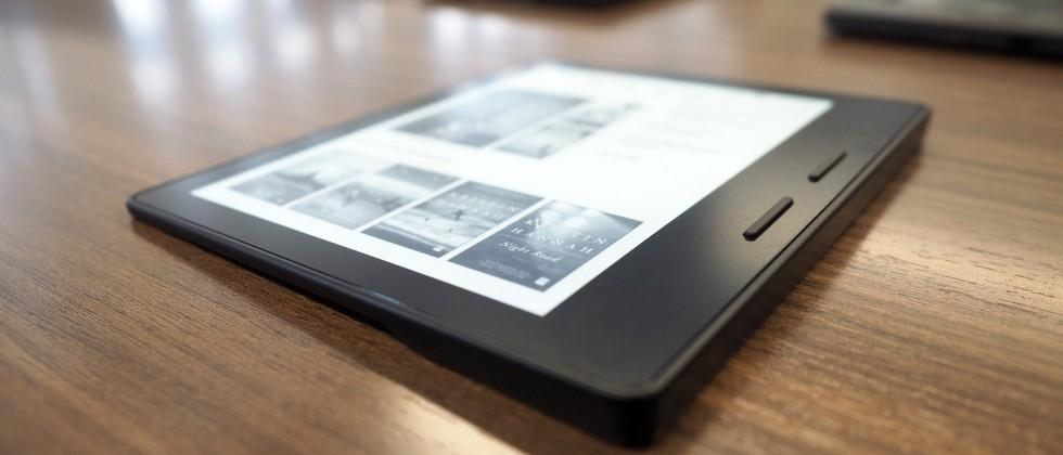 Amazon Kindle Oasis Gallery