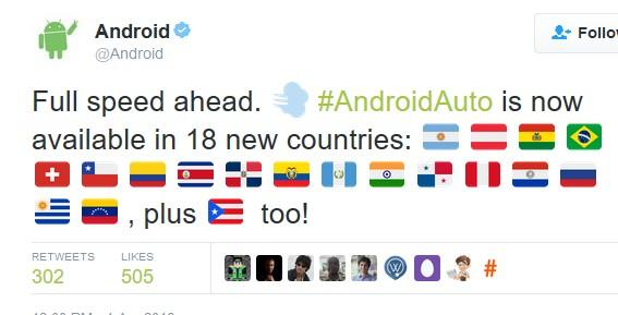 android-auto-18-countries