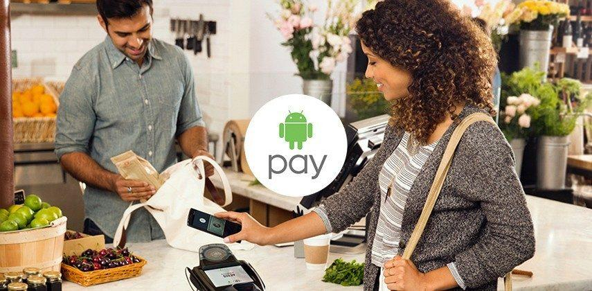 Verizon offers users 2GB of data to try Android Pay
