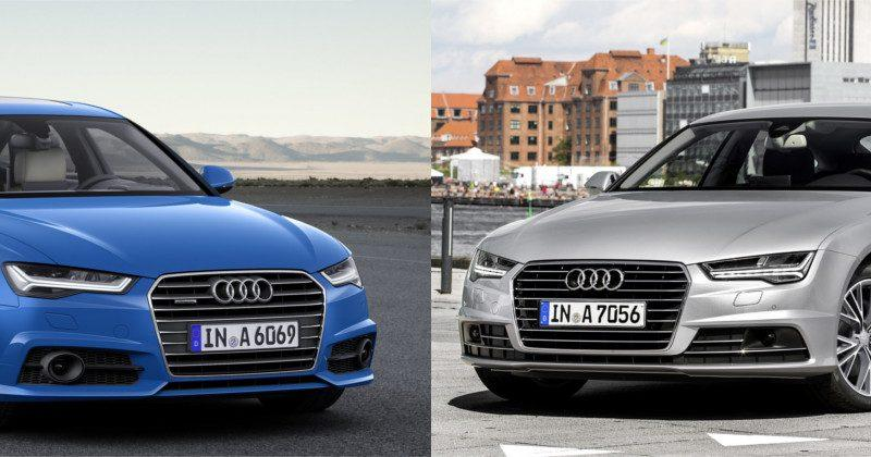 Audi A6, A7 get a fresh new look, inside and out