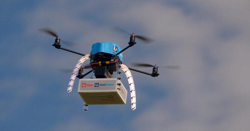 Australian Post to begin test mail delivery via drone