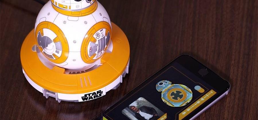 "Sphero BB-8 toy will watch ""The Force Awakens"" with You"