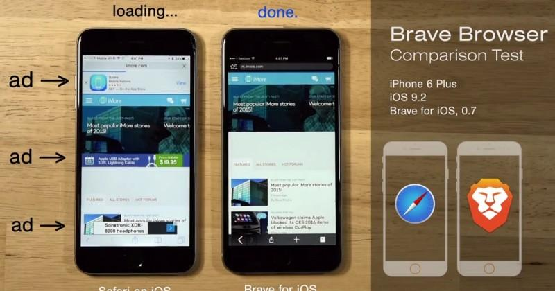 iOS browser Brave reveals payment system for blocking (or viewing) ads