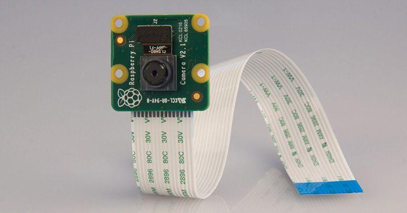 Raspberry Pi gets two new 8MP cameras