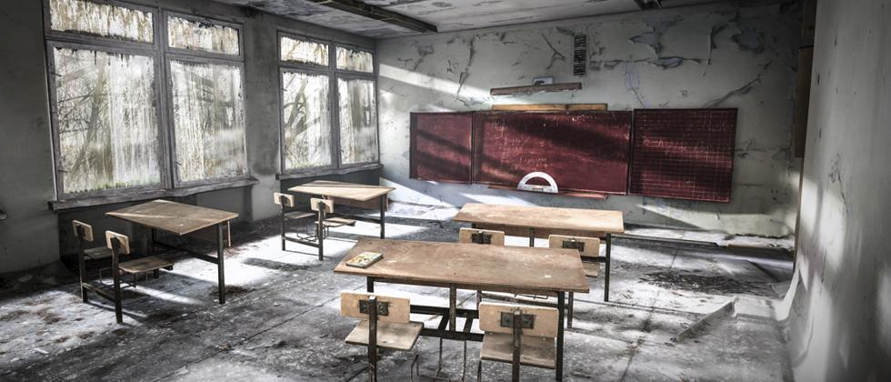 Chernobyl VR is a tour of fallout and educational devastation