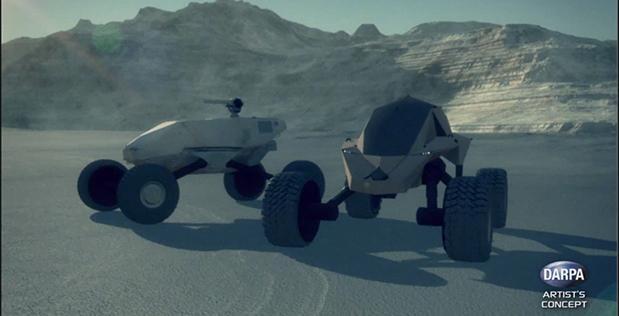DARPA taps 8 organizations to develop futuristic armored cars