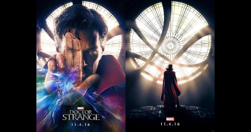 Doctor Strange's first trailer enchants, disorients