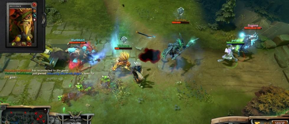 Valve debuts VR spectator mode for DOTA 2 - SlashGear