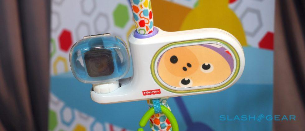 Fisher-Price is making kid-safe baby moments with GoPro