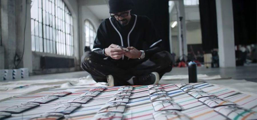 Moto X Pure smartphones get graffiti treatment from artist Futura