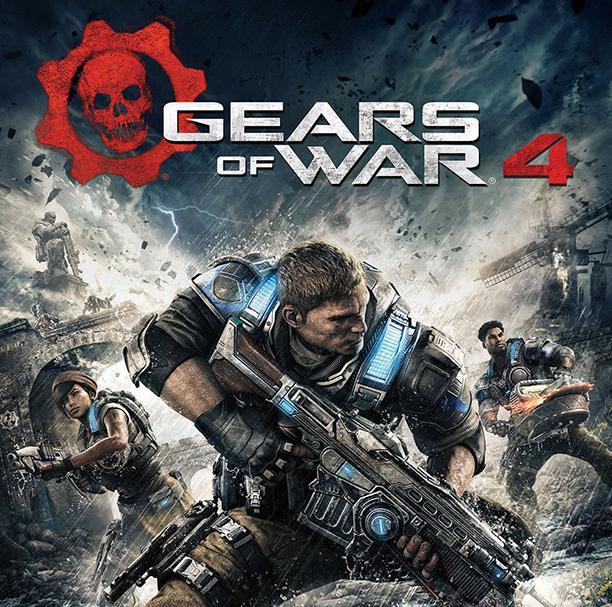 Gears of War 4 gets official release date for Xbox One