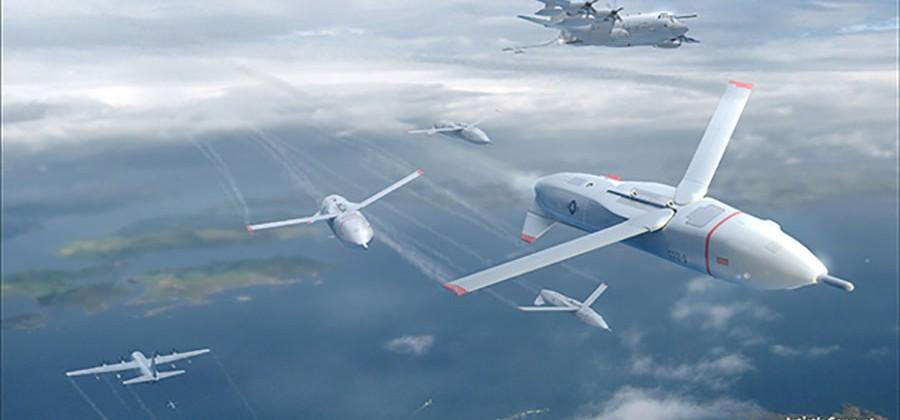 DARPAs Gremlins are air-recoverable drones