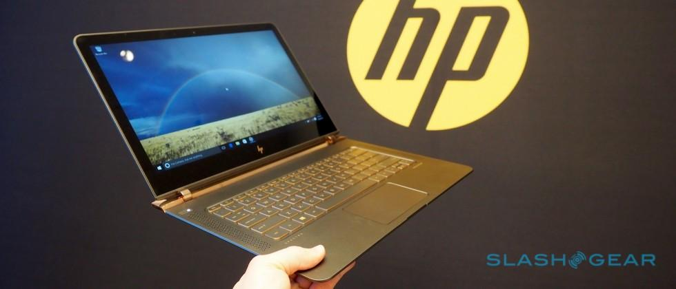 This HP Spectre 13.3 wants to crush the MacBook with extreme-thinness