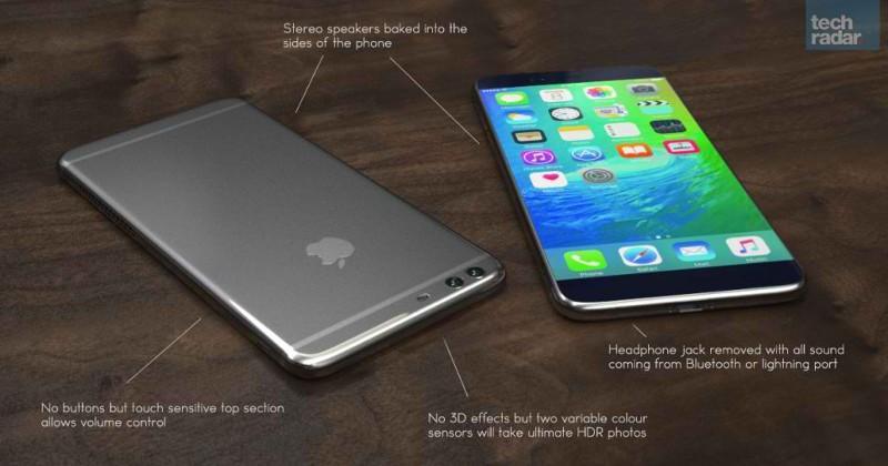 iPhone 7 rumors: new antenna, dual cameras, bigger battery
