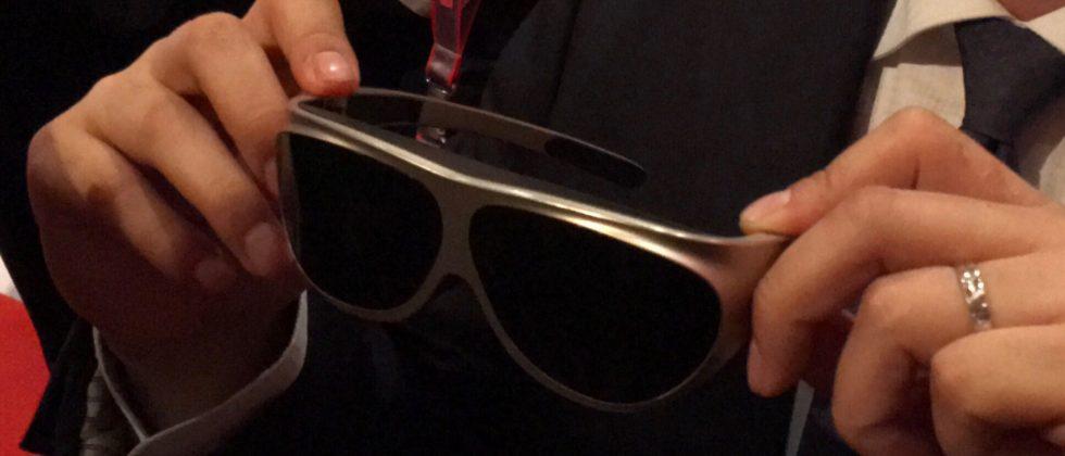 Dlodlo has big talk for tiny V One virtual reality glasses