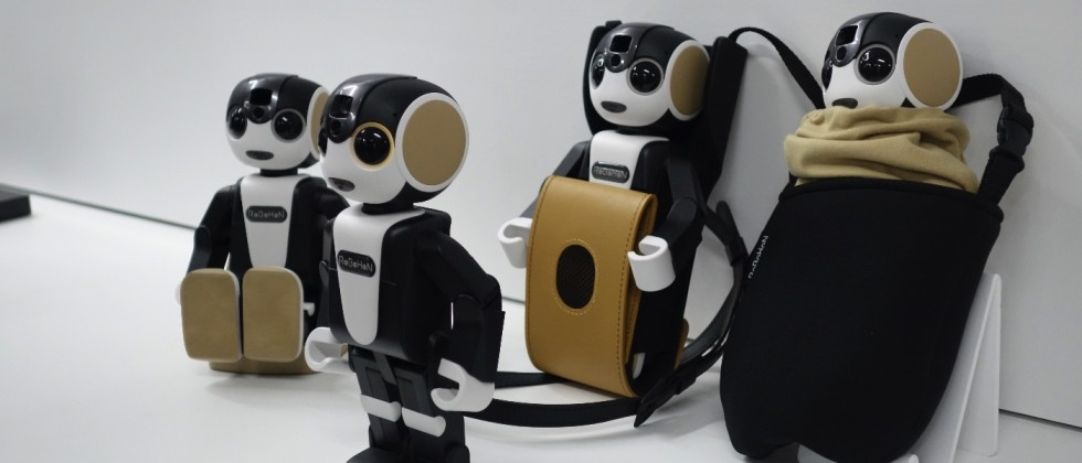 Sharp robot phone will make you smile, price will make you cry