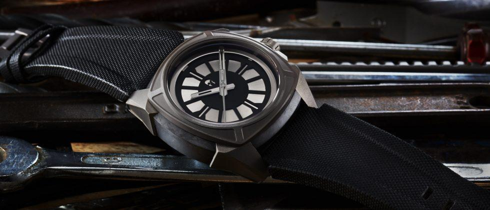 The Elemental Watch – A fusion of case materials with high tech watchmaking