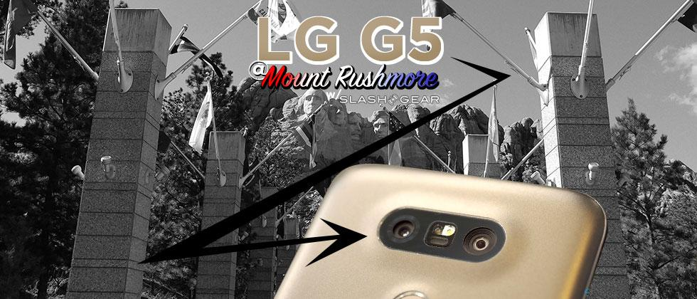 LG G5 Camera Review Part II: Trip to Mt. Rushmore