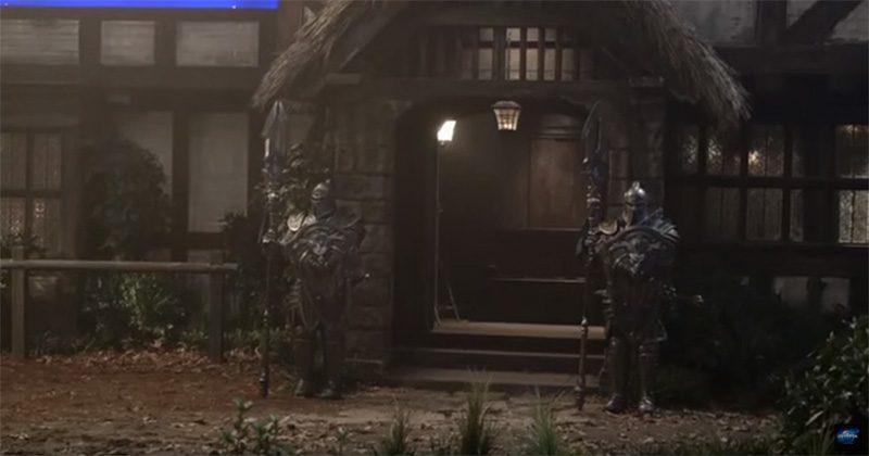 WoW's Lion's Pride Inn gets faithfully recreated for the Warcraft movie