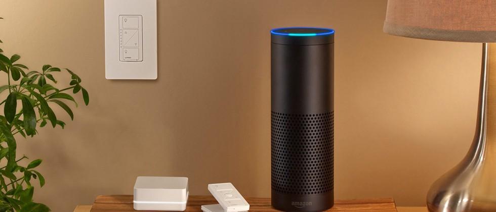 Now Amazon Alexa can control Lutron Caséta lighting too