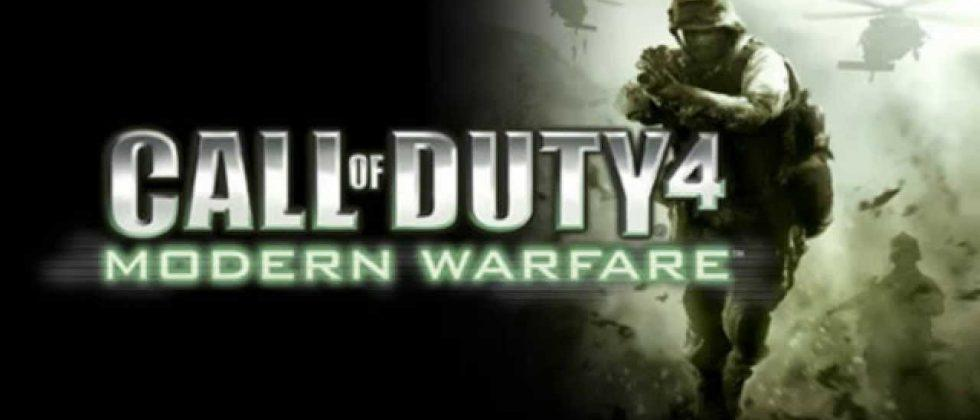 Call of Duty 4: Modern Warfare Remastered confirmed with emoji