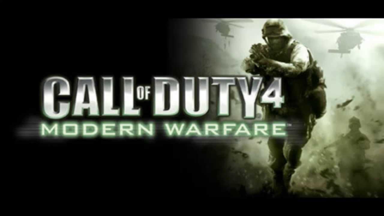 Call Of Duty 4 Modern Warfare Remastered Confirmed With Emoji Slashgear