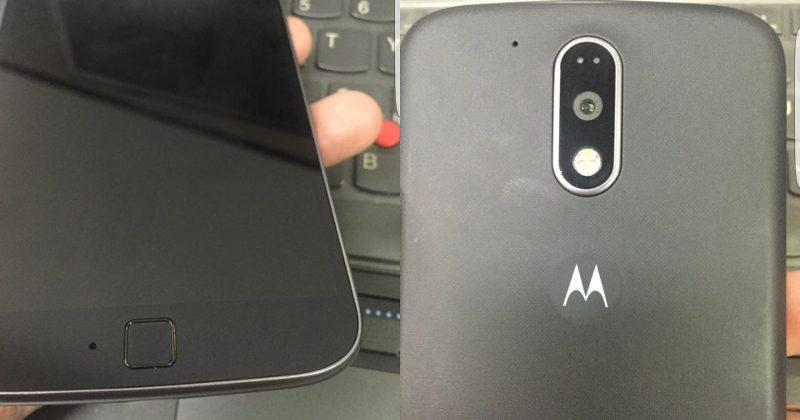 2016 Moto G surfaces in leak, front home button included