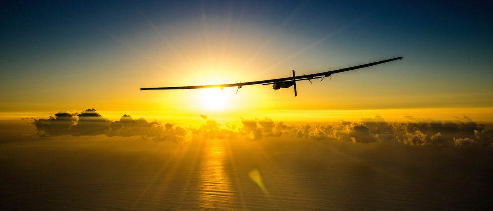 Solar Impulse finally leaves Hawaii to complete Pacific crossing