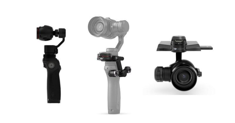 DJI Osmo RAW puts a micro 4/3 4K Zenmuse X5R in your hand