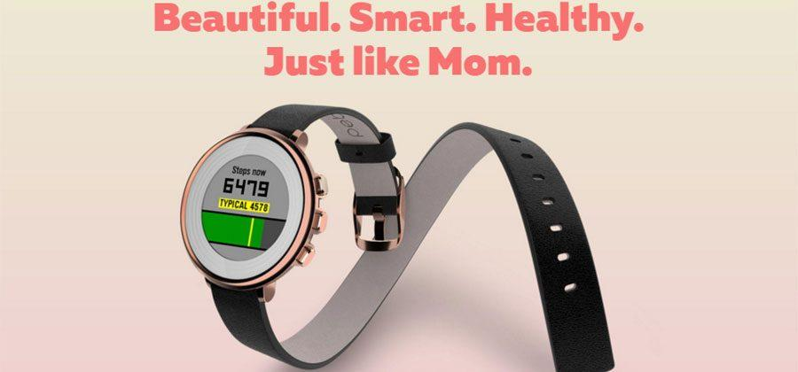 Special Edition Pebble Time Round lands for Mother's Day