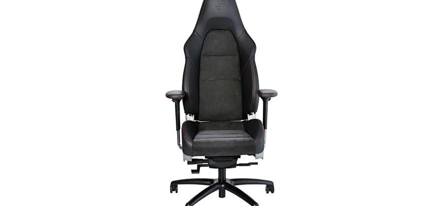 Porsche 911 GT3 seat becomes the coolest office chair