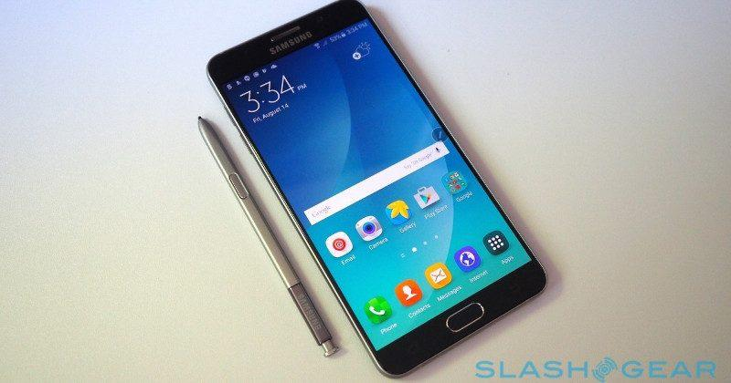 Galaxy Note 6 seen on CPU-Z with 5.8-inch screen, 6GB RAM