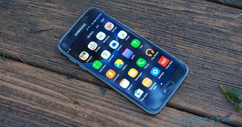 Samsung Q1 2016 earnings are up, thanks to the Galaxy S7