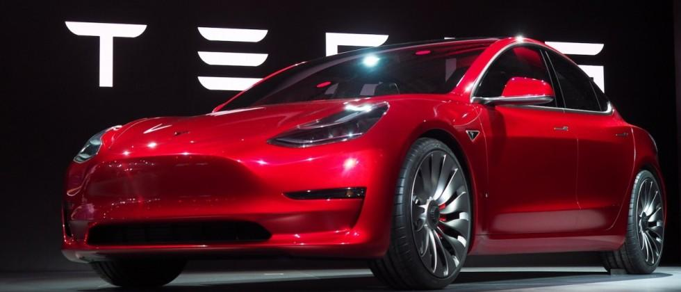Tesla's entire 2018 Model 3 production is almost all taken