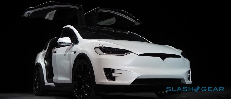Tesla has a new entry-level Model X SUV, the 75D