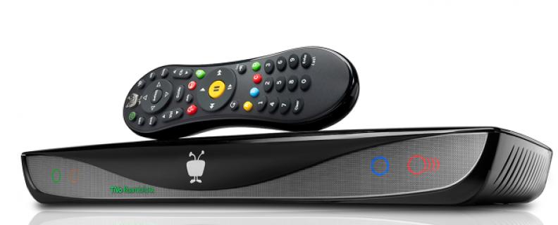 TiVo Roamio OTA 1TB DVR records local over-the-air channels