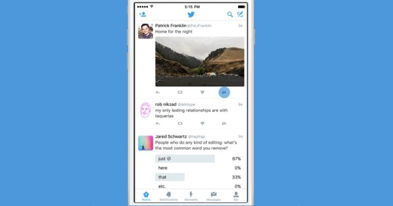 Twitter finally lets you easily share tweets via DM