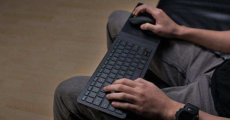 Razer Turret keyboard, mouse is finally ready for your lap