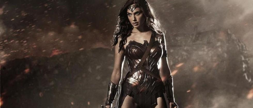 Wonder Woman movie release moved up, two new DC films given dates