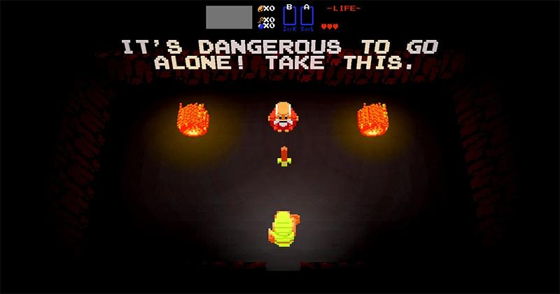 3D Zelda remake is playable in your browser
