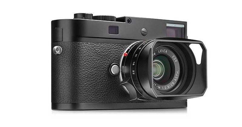 Leica M-D (Typ 262) digital rangefinder ditches LCD screen