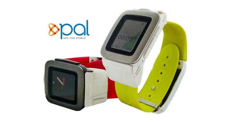 Pal Strap wants to add GPS, battery to Pebble Time
