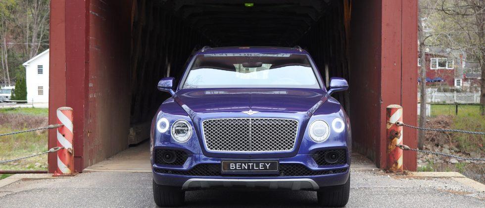 2017 Bentley Bentayga Gallery