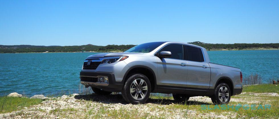 2017 Honda Ridgeline first drive – Not your typical truck