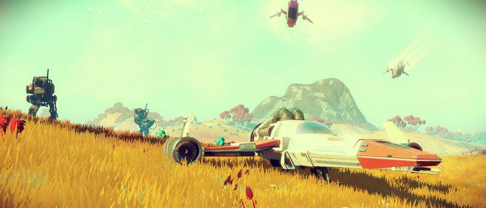 No Man's Sky developer confirms new release date: August 9