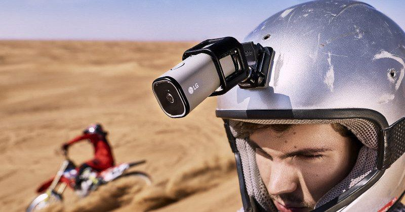 LG Action Cam LTE takes a bite out of GoPro's pie