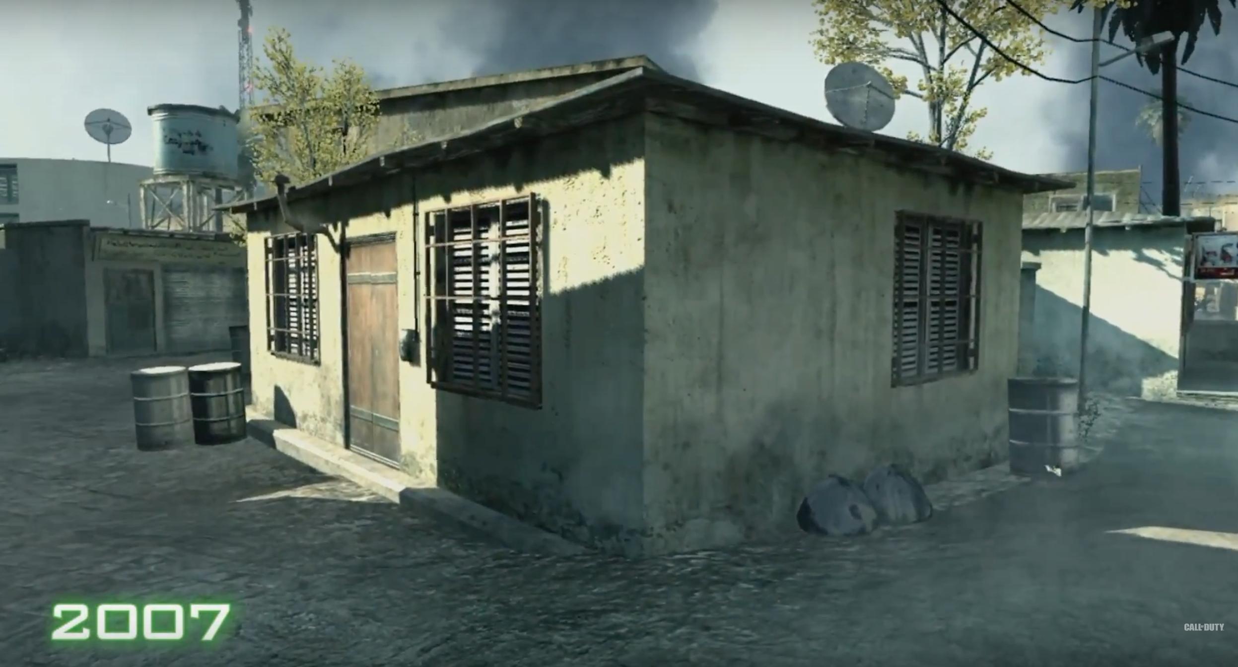 Call of Duty: Modern Warfare Remastered screens show how far