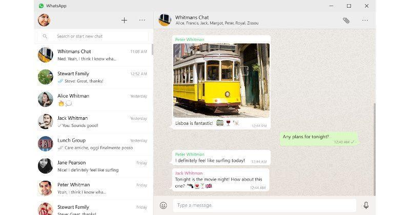 WhatsApp gets a native desktop app for Windows, Mac